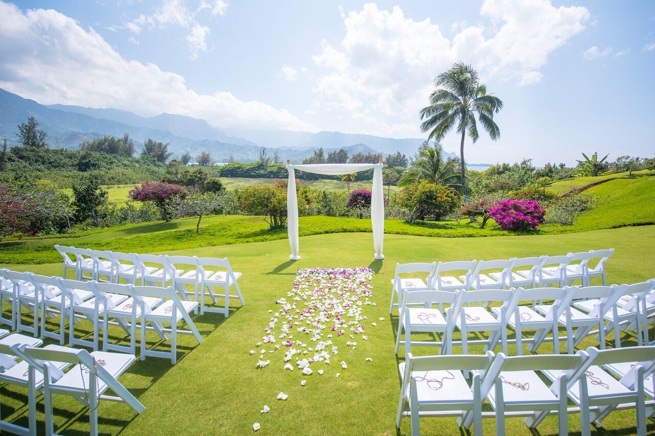 Private Wedding Locations Ali I Kaua I Weddings