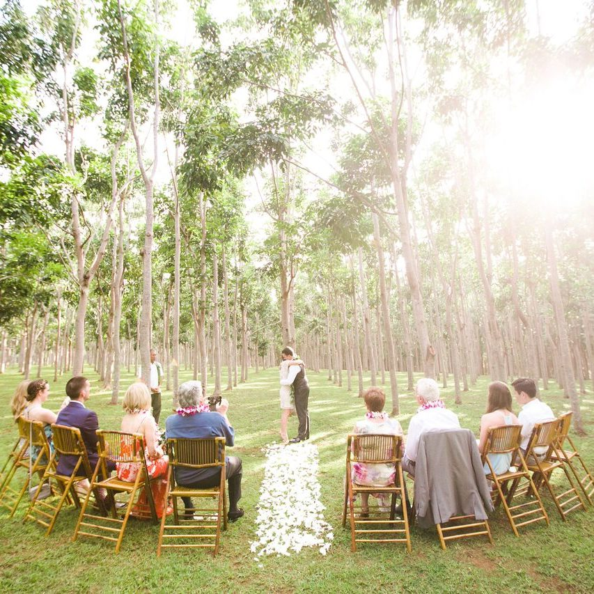 Wedding Planners on Kauai