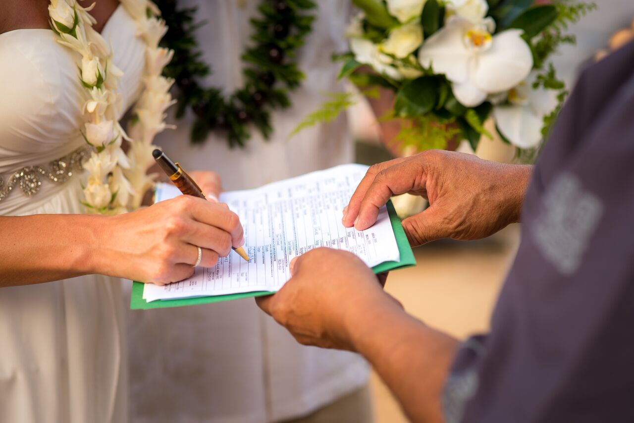Kauai Wedding Planner Essentials