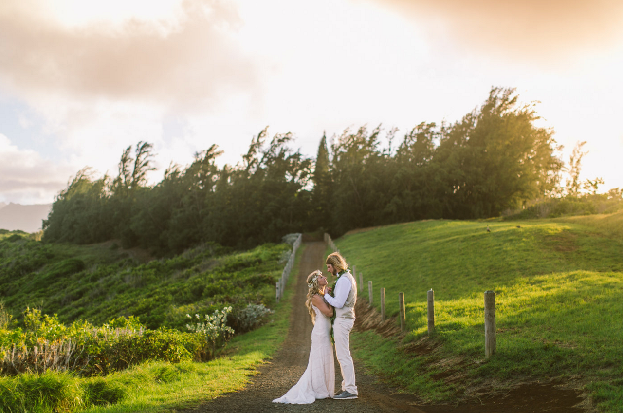 Best Kauai Wedding Videographer.