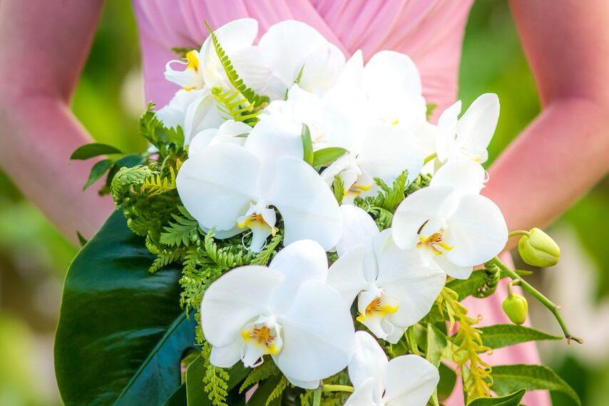 Kauai Wedding Bouquets - Ali\'i Kaua\'i Weddings