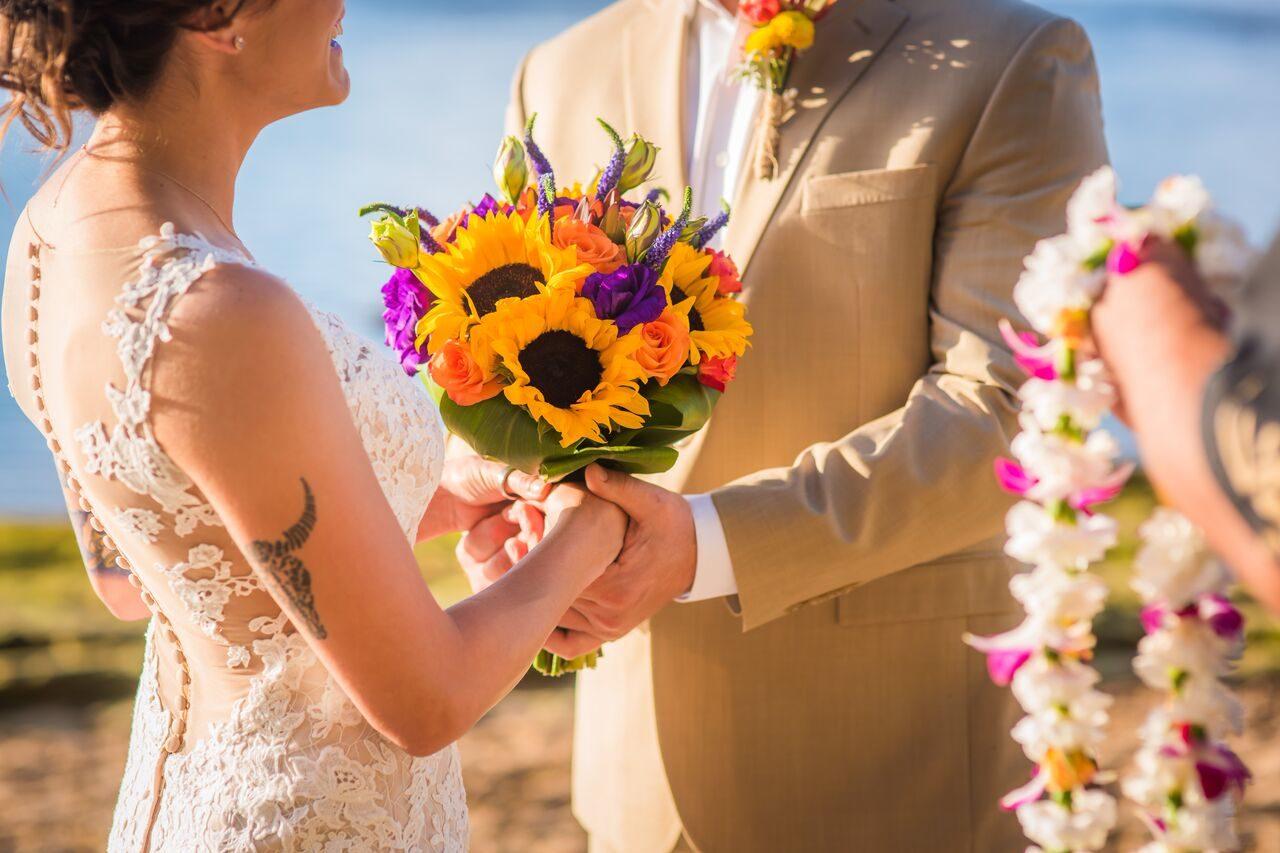 Kauai Wedding Bouquets Alii Kauai Weddings