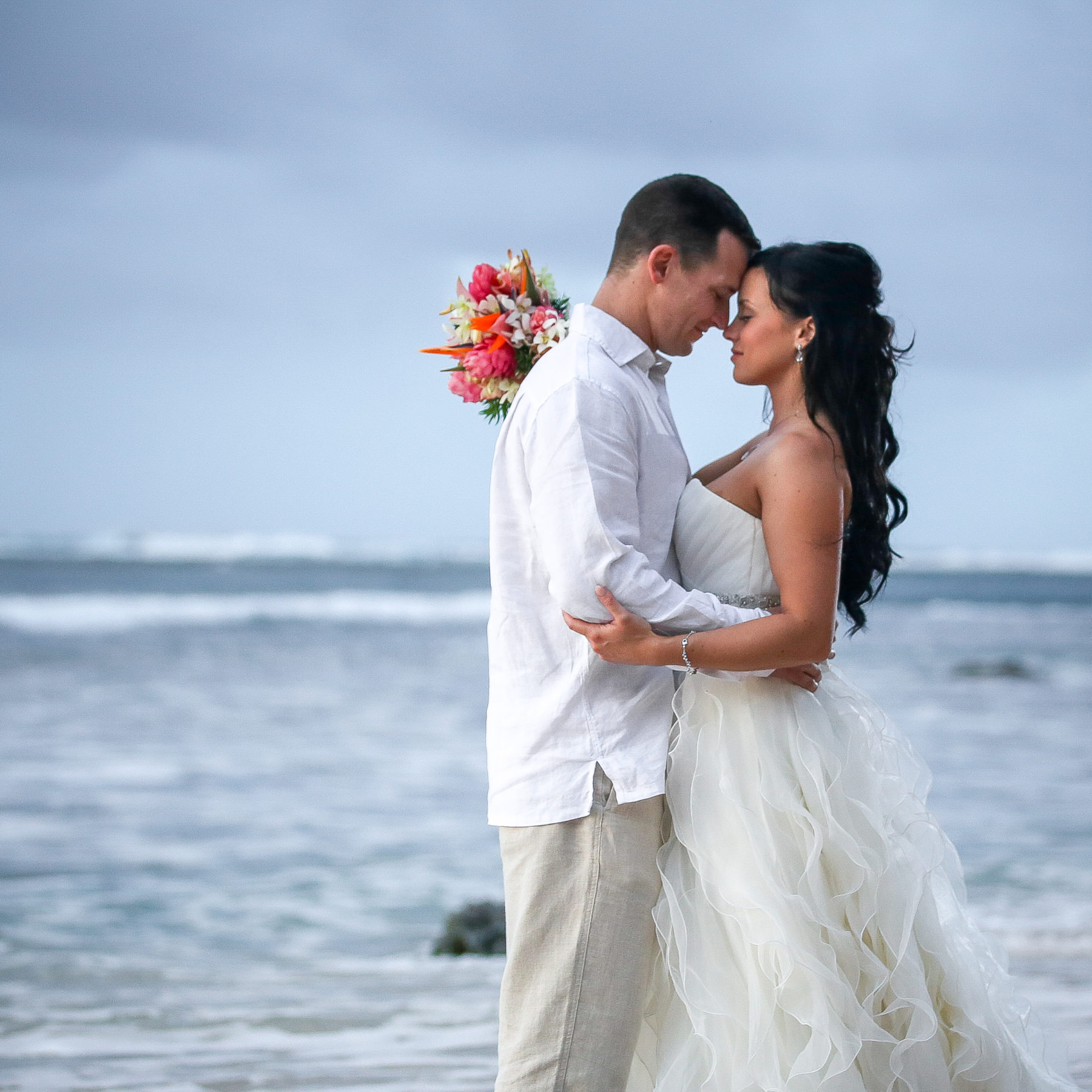 Kauai Wedding by the Ocean