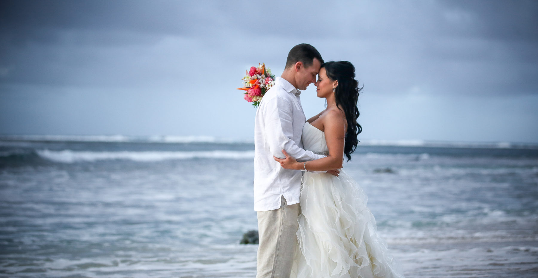 Intimate Kauai Wedding