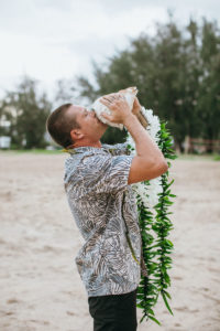 The aloha officiant