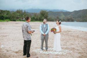 The aloha officiant Kauai