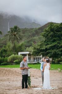 The aloha officiant Hawaii