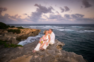 Shipwrecks beach cliff