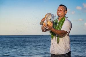 kauai coconut ceremony