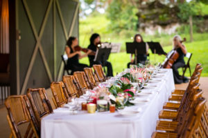 Princeville Ranch reception